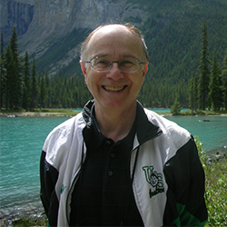 Picture of                                                                                                                                                                                                                                                                                                                                                                                                                                                                                                                                                                                    Dr. Gord McCalla
